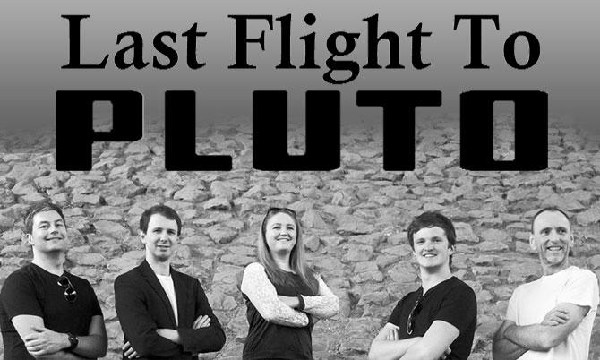 Last Flight to Pluto page