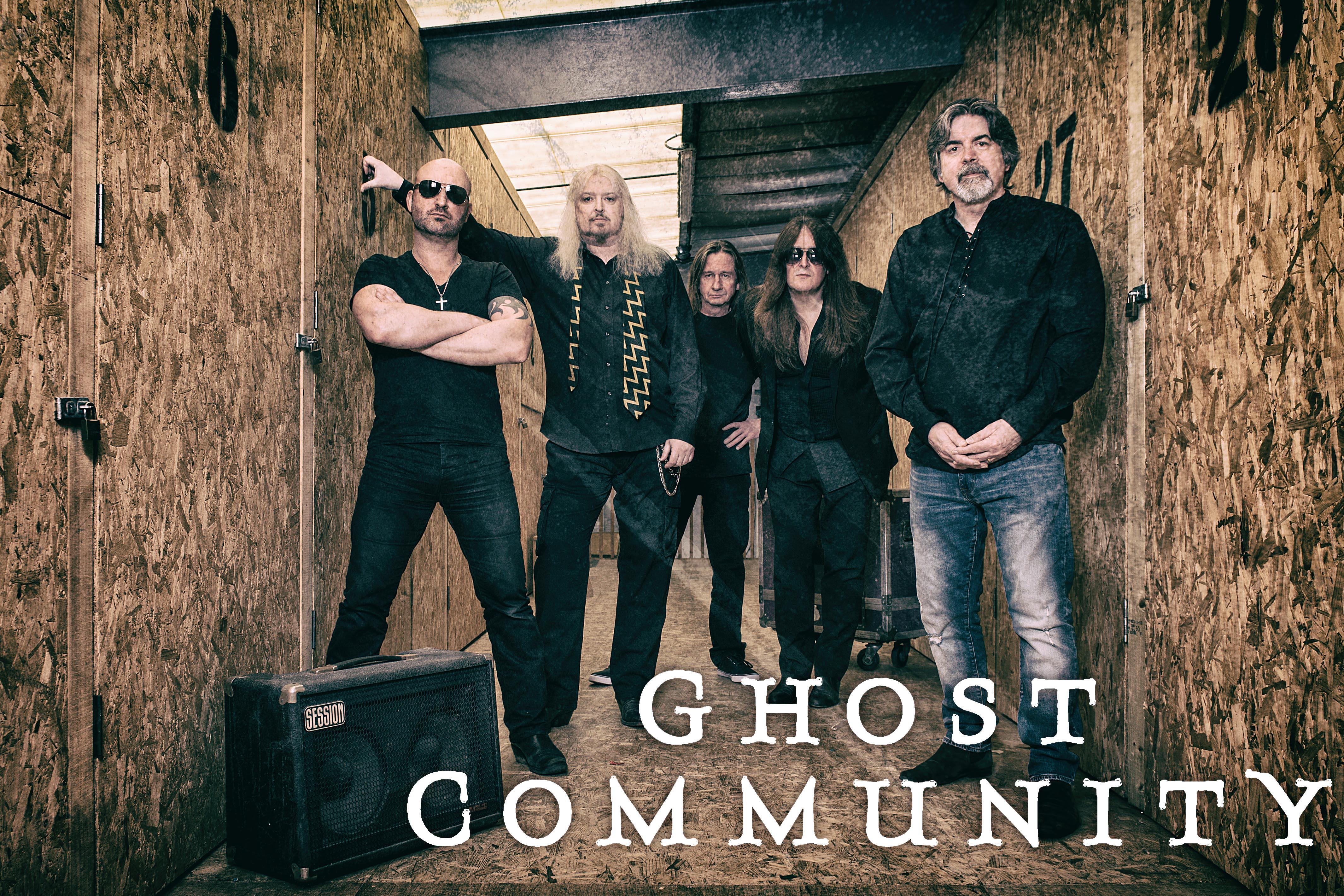 Ghost Community website